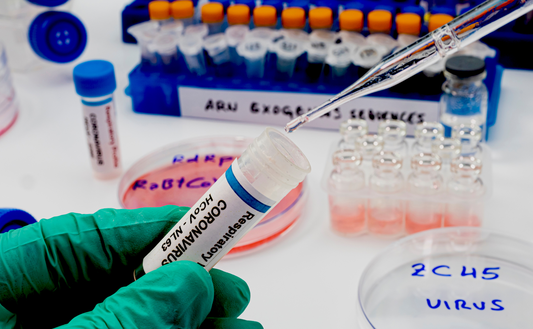 covidsequencing (variant testing)