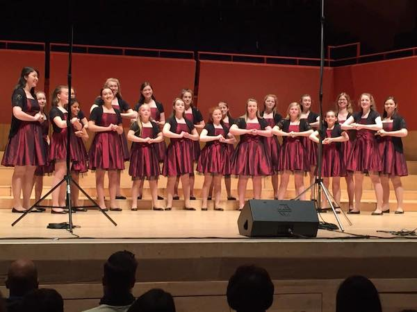 Video: Young singers through to finals of National Choir ...