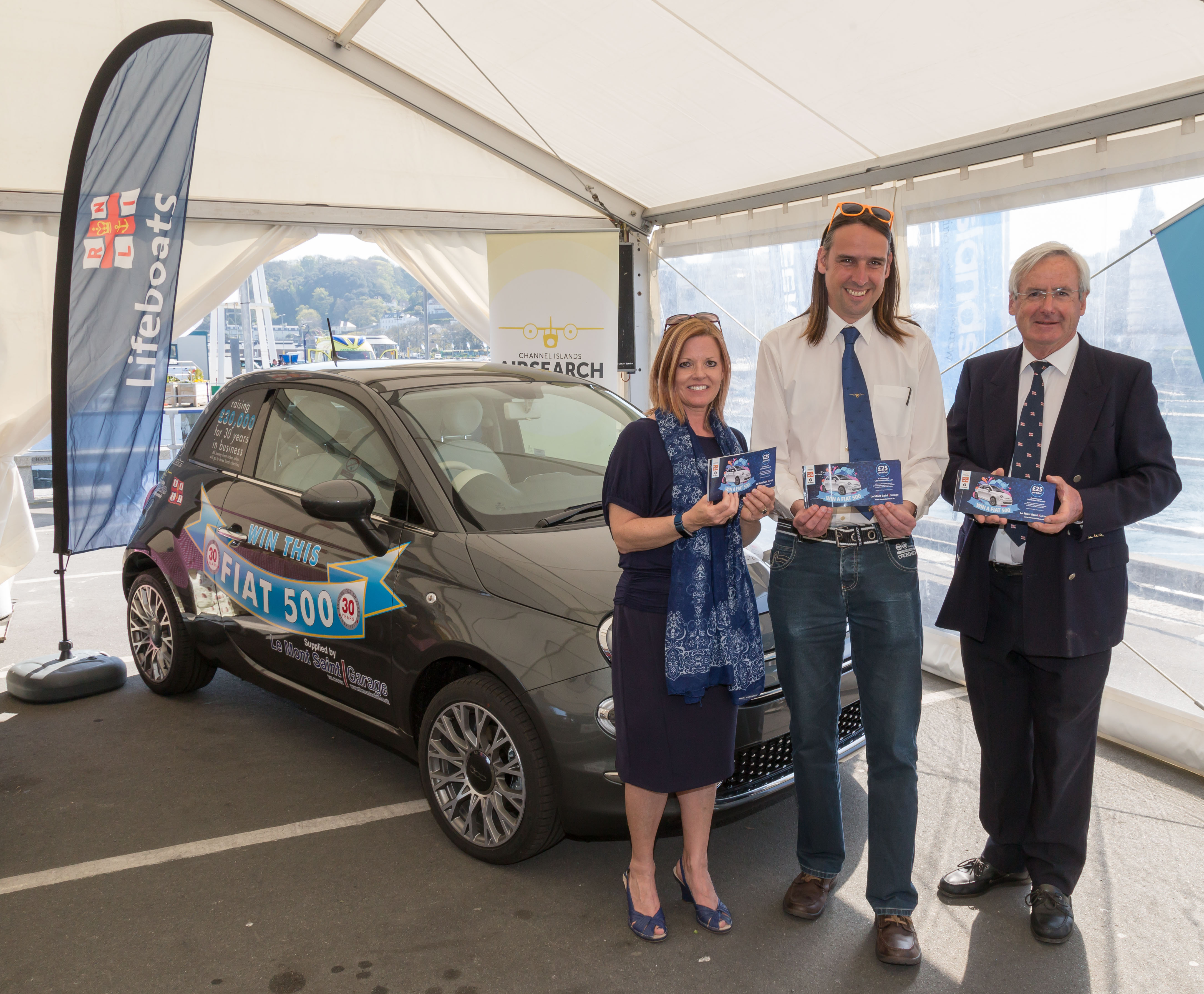 Local charities to benefit from le mont saint garage s for Garage auto express carignan