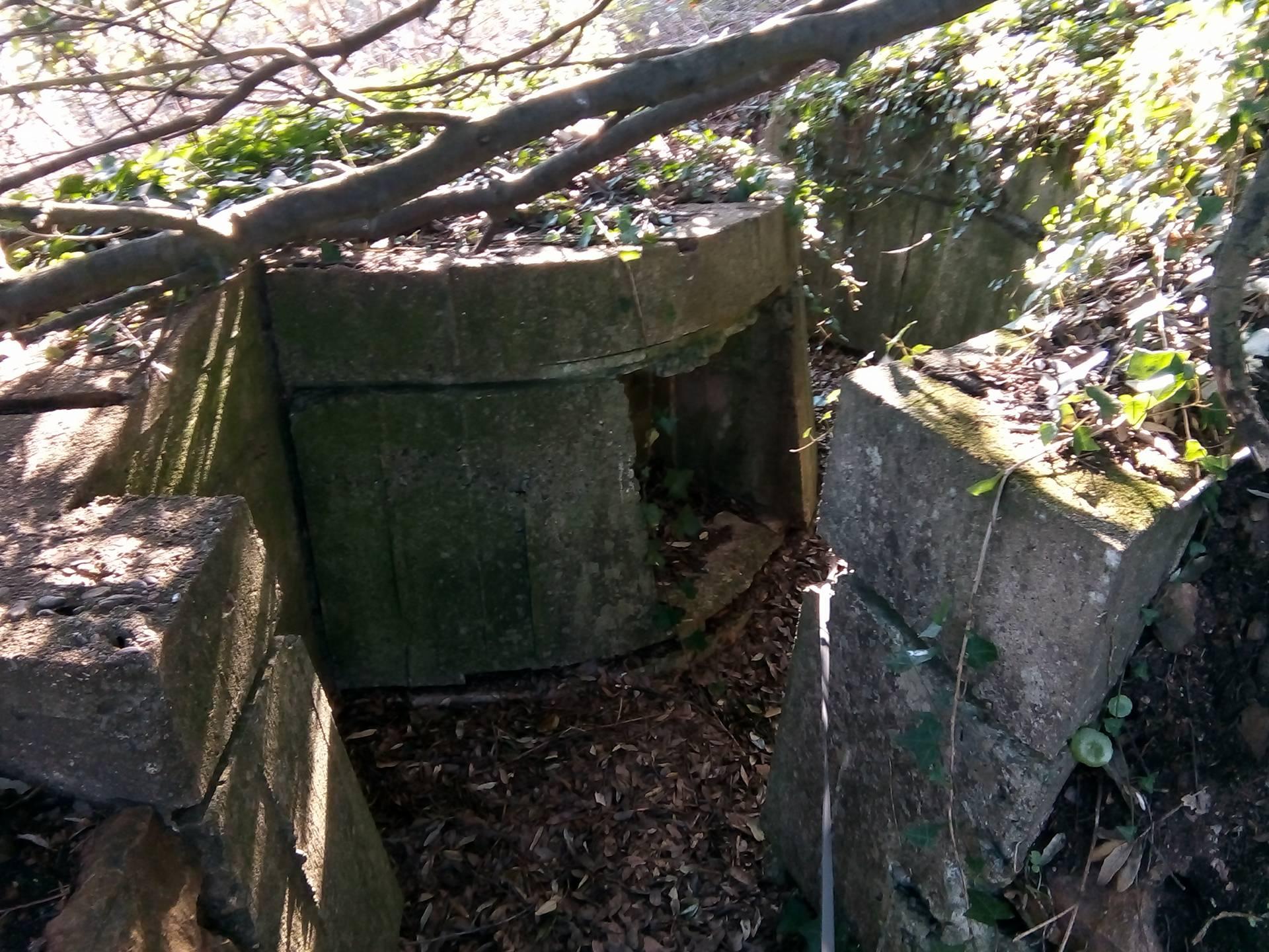 Monty Hiding place