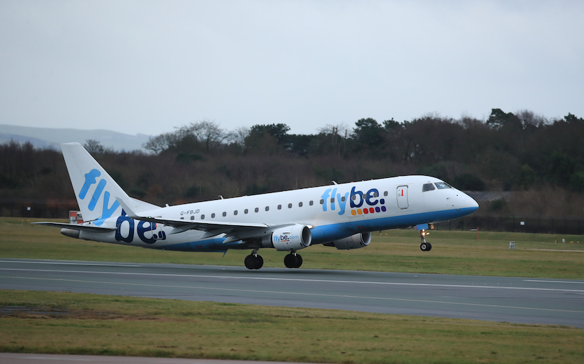 Flybe 850x500