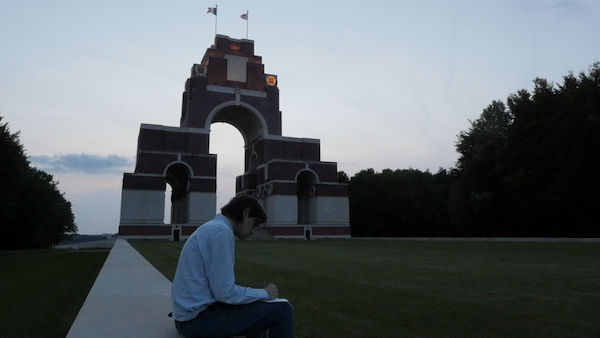 Charles_Mauleverer_Composing_at_Thiepval_2017.png
