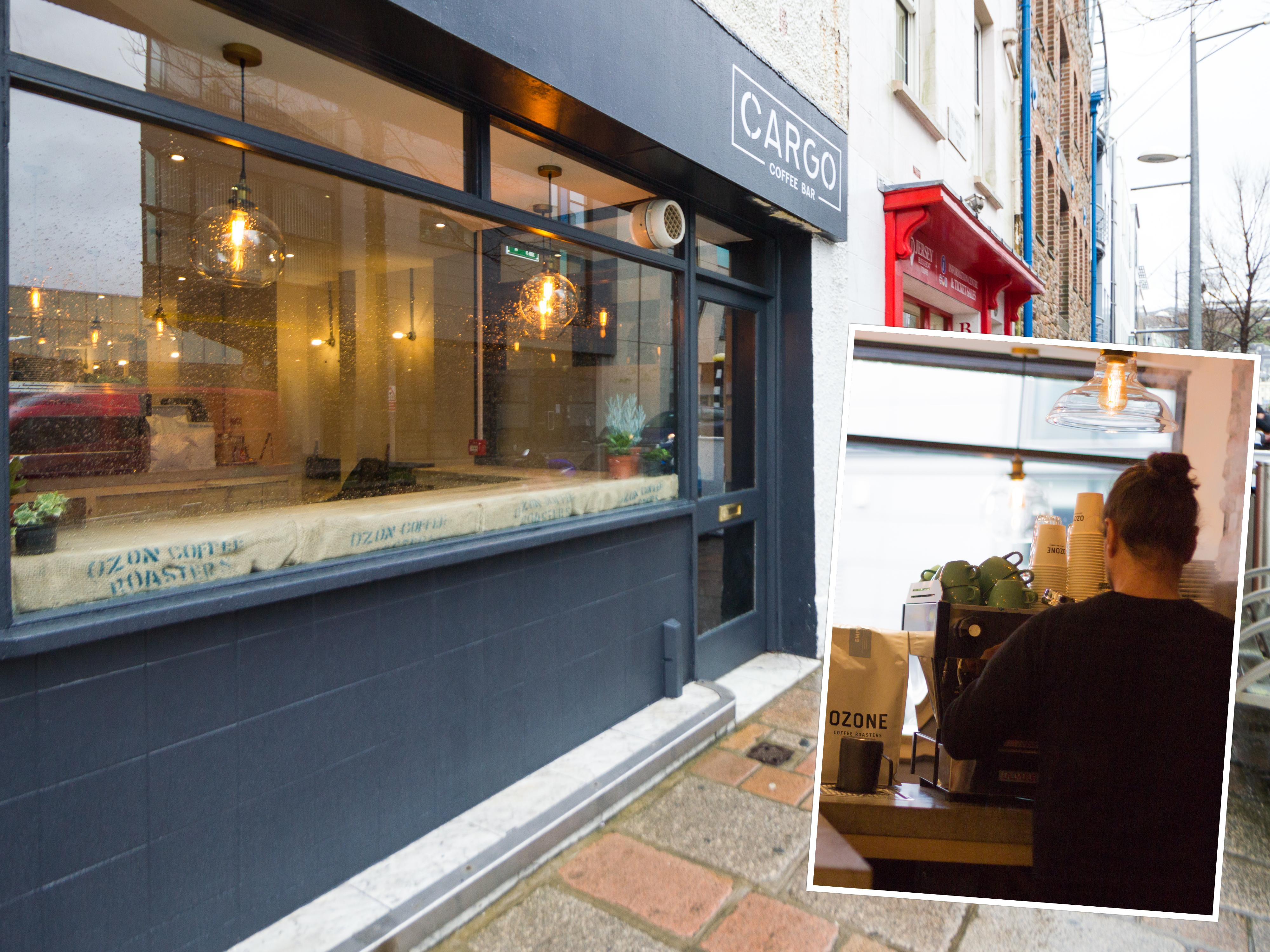 Sun, sea and coffee beans Islander opens café after 9 years in