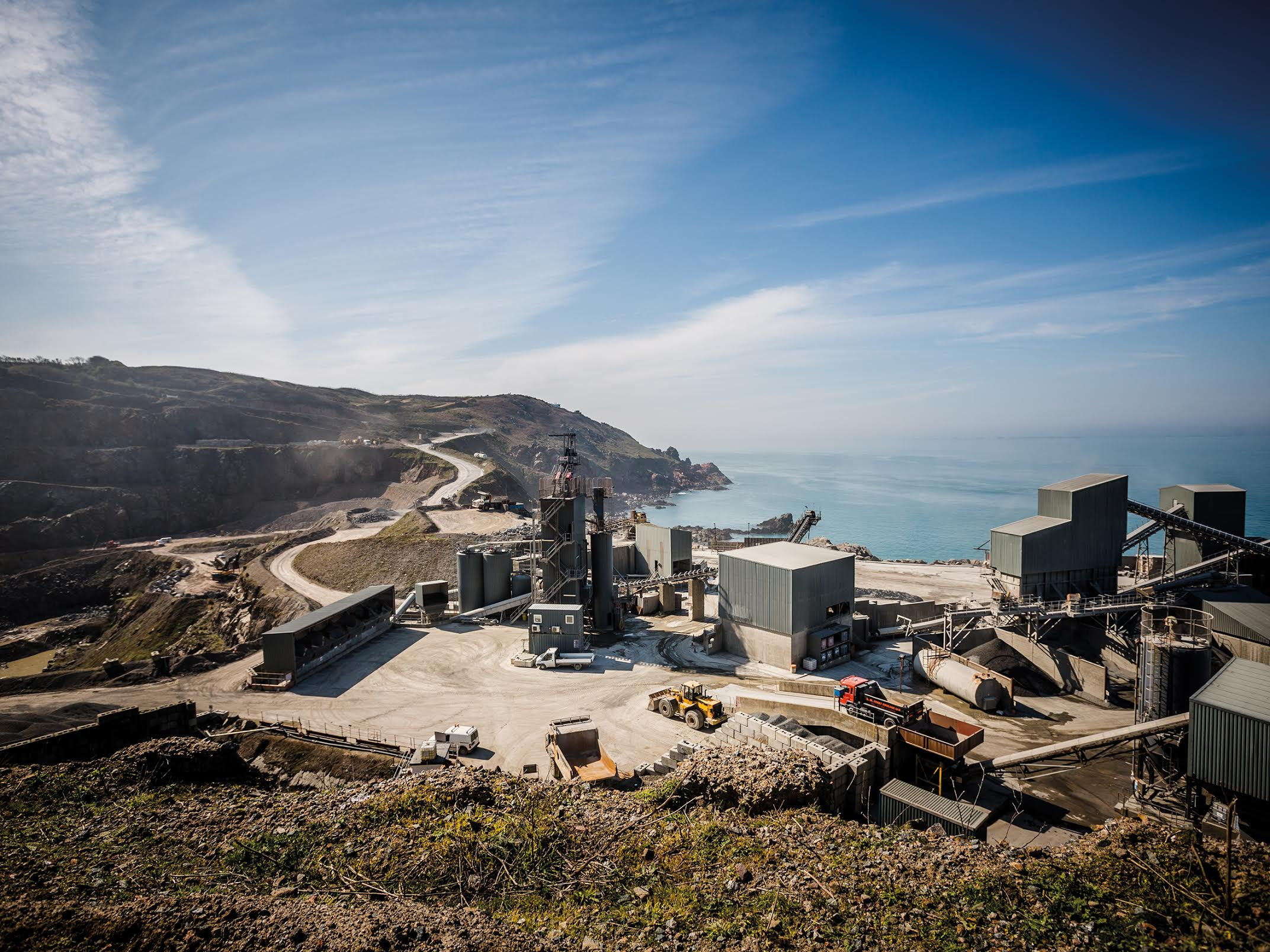Ronez Acquired By Uk Firm For 163 45m Bailiwick Express