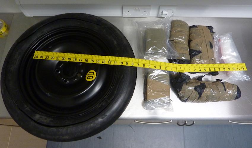 Wheeler dealer's drug wagon to be destroyed | Bailiwick Express