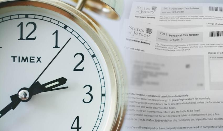 Tardy tax returns raise £1.3million in late fees