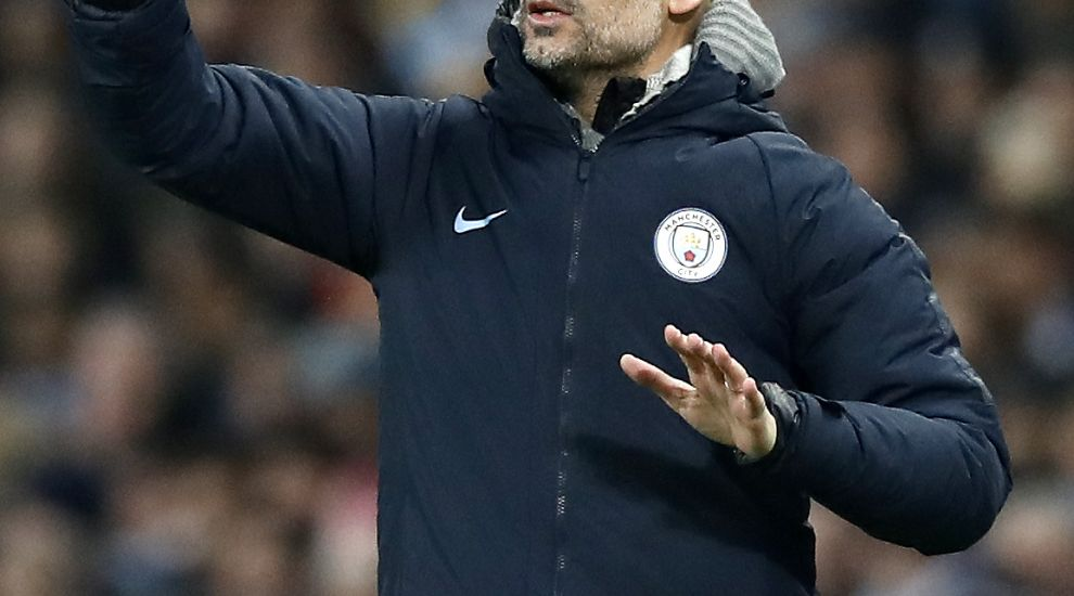 Guardiola happy to dream of warm-weather camp as Man City battle on four fronts