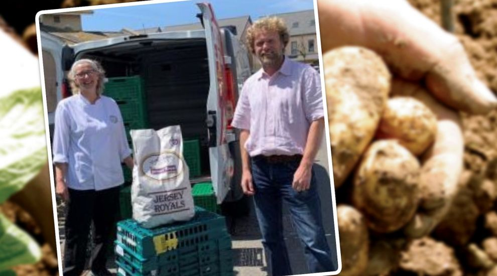 Nutrition charity accept competition spuds