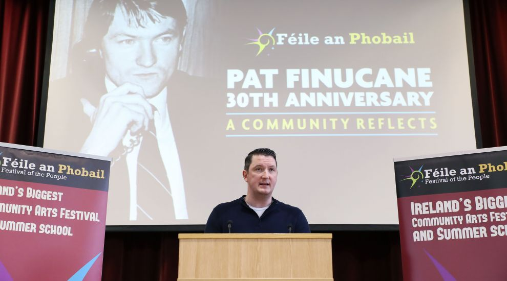 Taoiseach pledges support to family of Pat Finucane