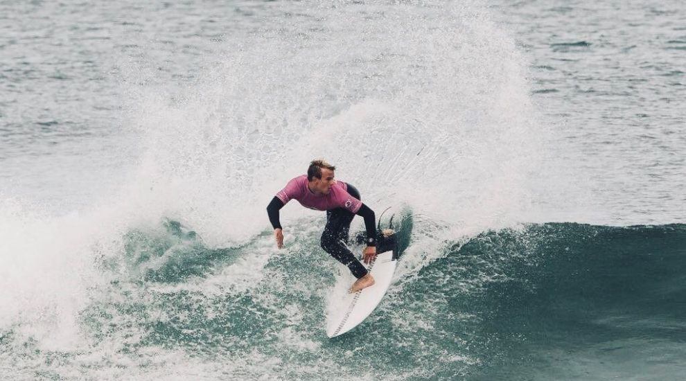 Surfing to success on the global stage
