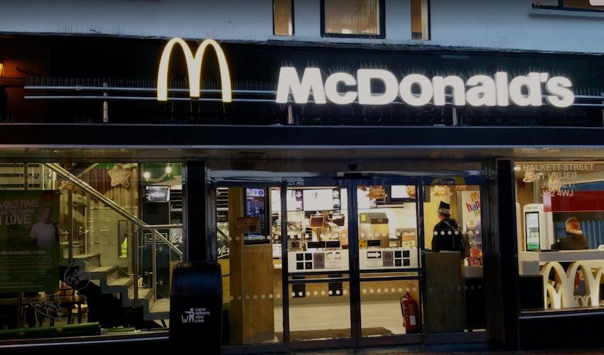 "Teen ""knocked unconscious"" after fight outside McDonalds"