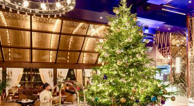 This £11 million Christmas tree might be the most expensive of all time
