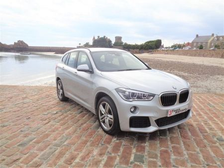 2018 BMW X1          XDrive Msport          Estate