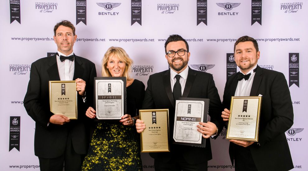 Livingroom puts Guernsey on international map with award wins