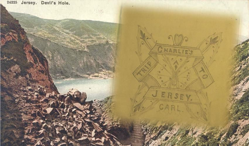"Looking back: Jersey's ""immorality"" shocks diarist"