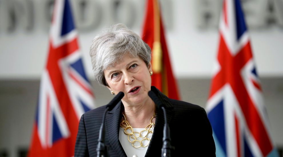 I didn't want to be little girl crying wolf over Brexit, says outgoing PM May