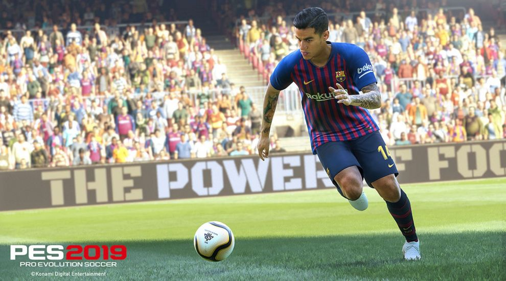 Is Pro Evolution Soccer 2019 good enough to beat Fifa 19