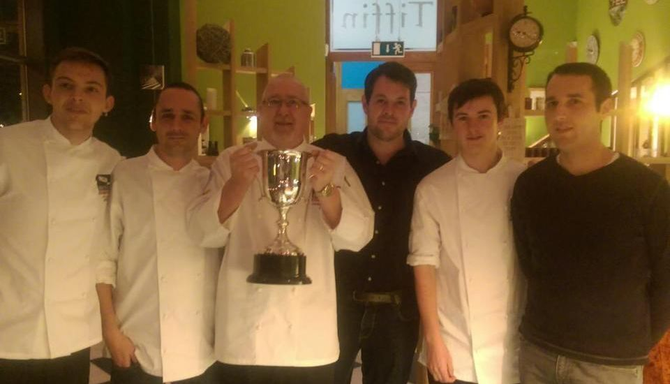 Jersey chefs serve up a treat to clinch Muratti title