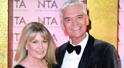 Phillip Schofield takes family trip to Paris after revealing he is gay