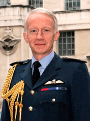 Former RAF head is the new Lieutenant Governor