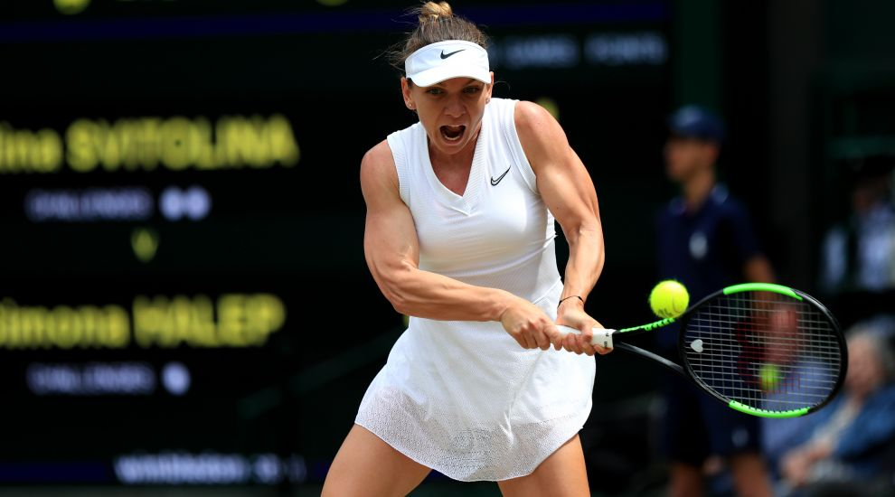 Simona Halep believes she can shock Serena Williams and win Wimbledon title