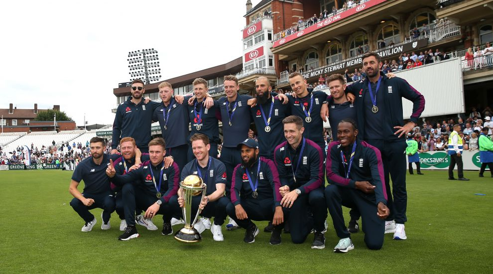 ECB looking to build on 'adrenaline shot' of World Cup win – Harrison