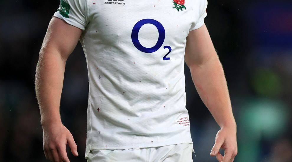 Sam Underhill injury blow for England ahead of Six Nations