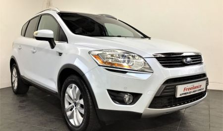 Ford Kuga Titanium X 2.0 TDCi 163PS Automatic