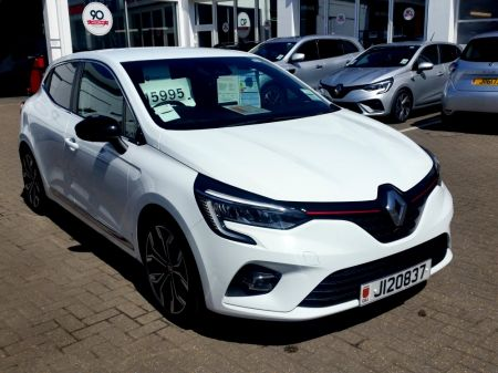 2020 All-New Renault Clio S Edition Bose TCe 130 BHP EDC Automatic 5 Door Hatch