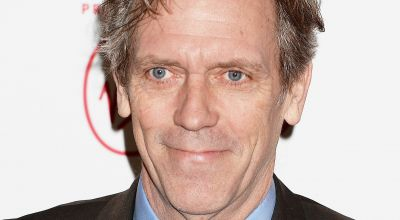 Hugh Laurie to receive special award at Edinburgh TV Festival