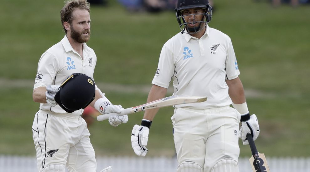 Williamson and Taylor seal Test series win for New Zealand