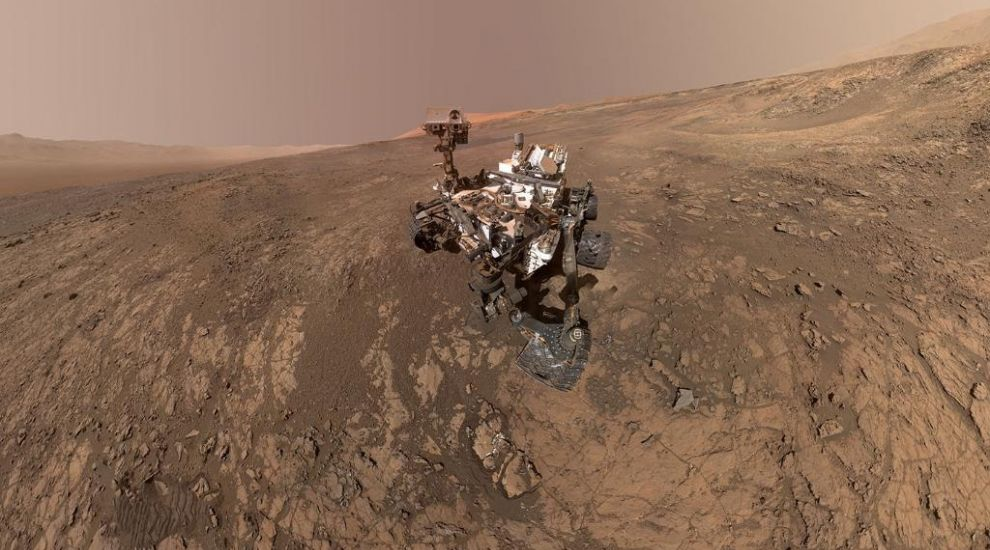 Methane on Mars back down to background levels after spike