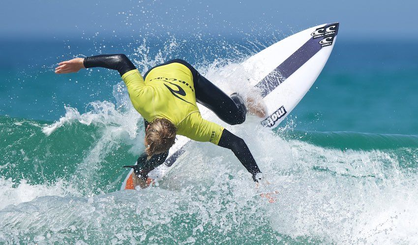 Surf champ wins funding pursue Olympic ambitions