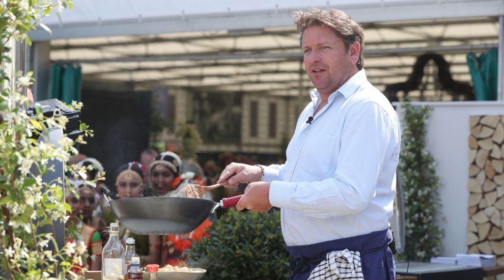 Jersey to feature in TV chef's new series