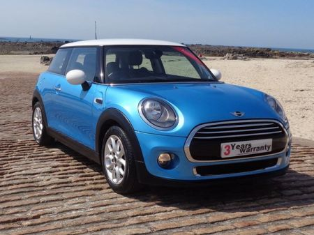 2016 MINI Cooper          1.5          Hatchback