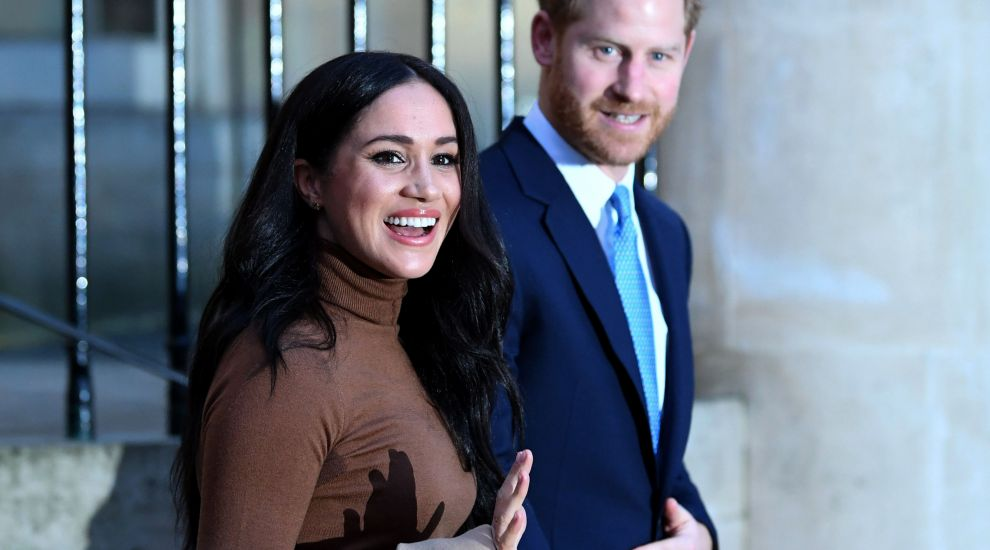 Duke of Sussex says he and Meghan had 'no other option' but stand down