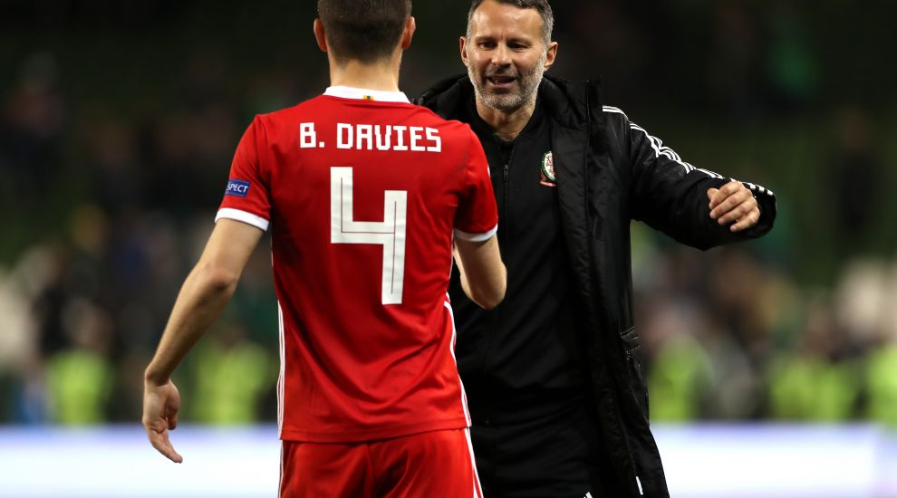 Davies defends under-fire Wales boss Giggs from 'nitpicking' critics