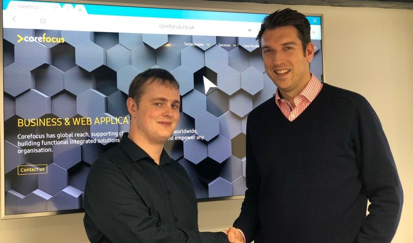 Corefocus hires Junior Developer