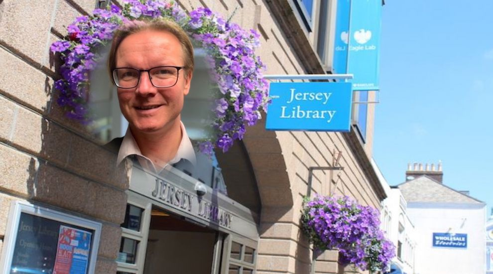 Chief Librarian Ed Jewell: Five things I've learnt about Jersey in the pandemic