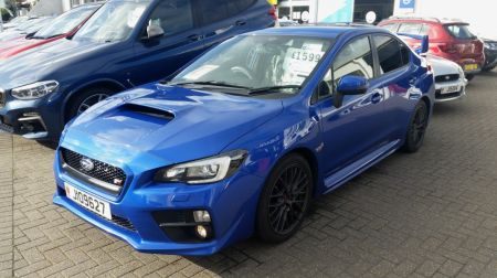 2015 Subaru WRX STi 2.5i 300 BHP Manual AWD 5 Door Saloon