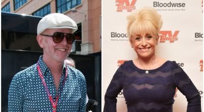 Chris Evans' jet auction raises £400k for Barbara Windsor's dementia charity