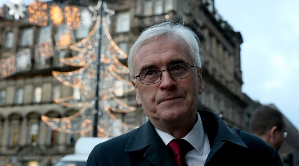 EU will negotiate new Brexit deal if MPs reject May's offer, McDonnell predicts