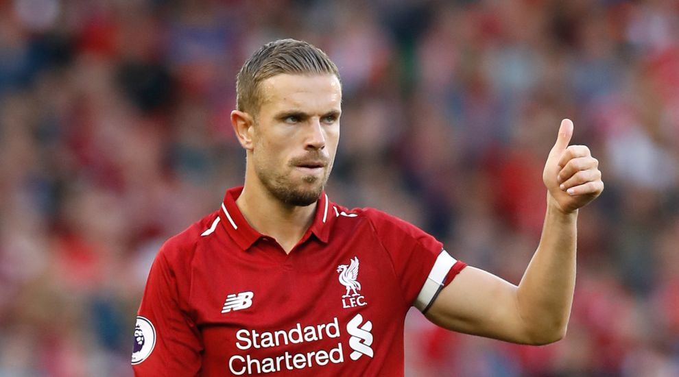 Turf Moor win proves Liverpool can handle pressure, says Henderson