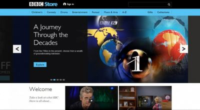 The BBC launches the Amazon Prime-rivalling  BBC Store for buying and keeping TV shows
