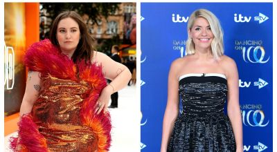 Lena Dunham shares love of 'rad chick' Holly Willoughby