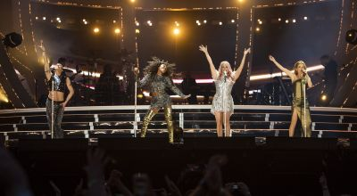 'Three generations of Spice Girl' close final Wembley Stadium gig