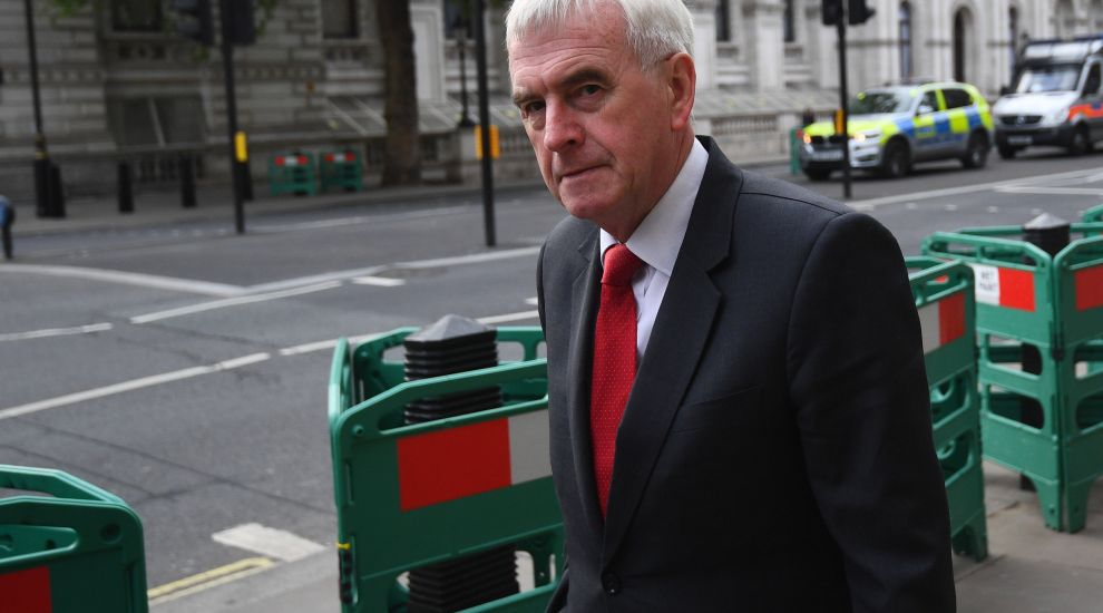 Labour heading for 'good kicking' in Euro poll – McDonnell