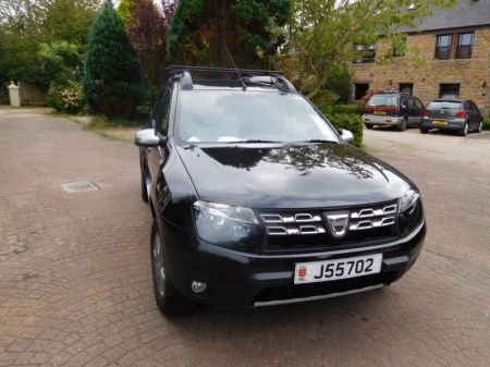 For sale great saving on new Dacia Duster laureate 1.5d
