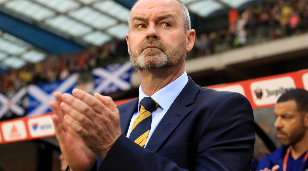 Steve Clarke hopes Scotland can take inspiration from opponents Russia