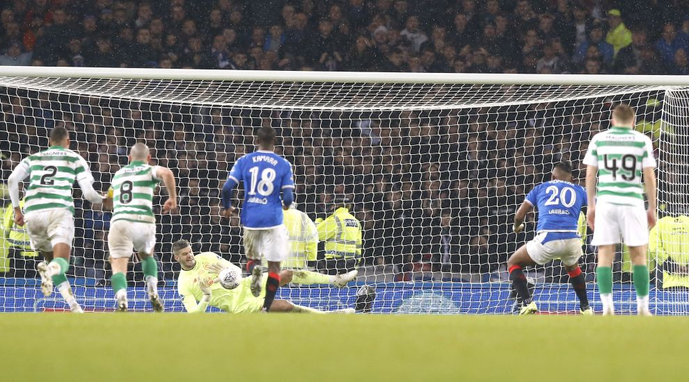 Gut instinct helped Forster save crucial penalty in cup win